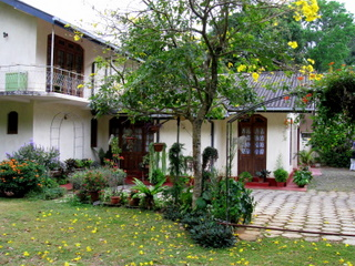 Dangolla Road house from backyard