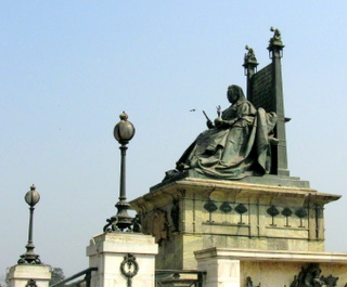 Statue of Queen Victoria, Kolkata