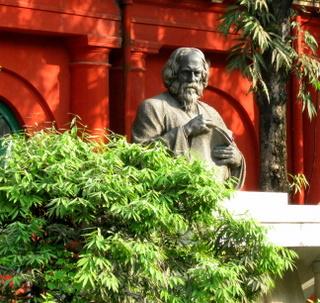 Statue of Rabindranath Tagore, Kolkata